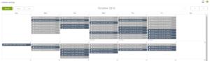 SALESmanago Kalender