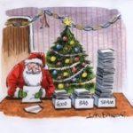 Warum man Marketing E-Mails in der Weihnachtszeit verbieten sollte