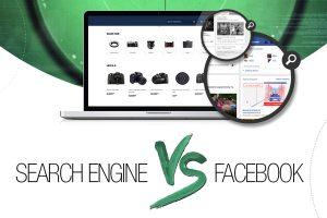 Facebook für E-Commerce [Infografik]
