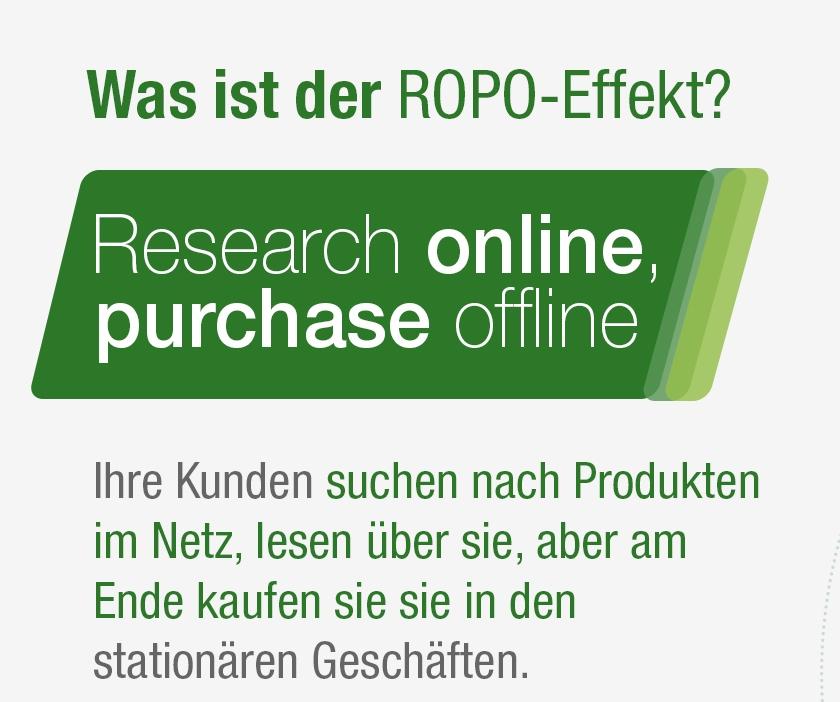 Was müssen Sie über den ROPO-Effekt wissen?
