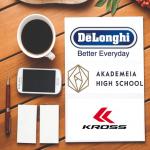 Neue SALESmanago Kunden. DeLonghi, KROSS, Akademeia High School. Wer noch ist im Februar zu uns gekommen?