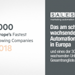 FT1000: SALESmanago – die am schnellsten wachsende europäische Marketing Automation Plattform