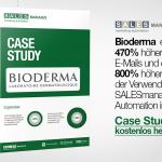 Mit SALESmanago Marketing Automation die OR um 470% und die CTR um 800% erhöhen [Case Study Bioderma]