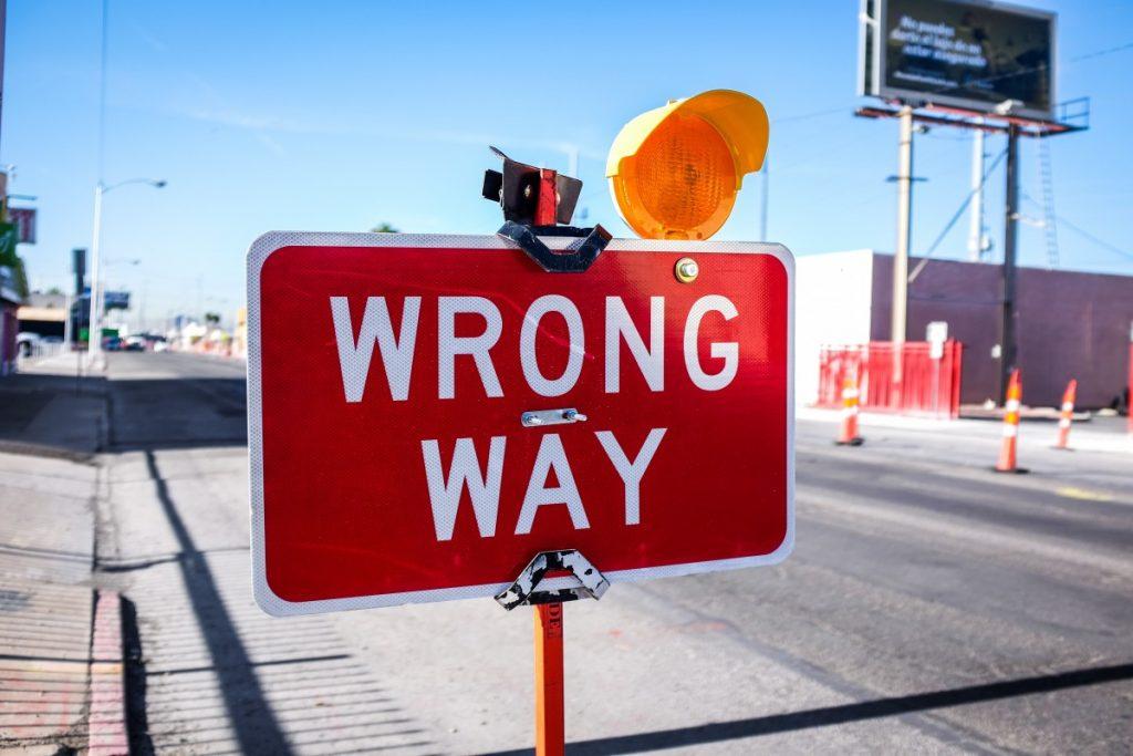 10 Fehler, die den Verkauf ruinieren