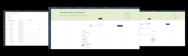 [Neue Funktionalität] Hyperpersonalisieren Sie Ihre Google-Anzeigen- und Adform-Kampagnen auf der Grundlage von KI-Prognose-Systeme