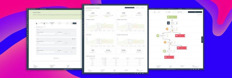 [NEUE FUNKTIONALITÄT] Treueprogramm für einen Online-Shop – steigern Sie den LTV Ihrer Kunden, indem Sie Daten aus dem Treueprogramm zur Segmentierung, Gamifizierung, Bonifizierung und Durchführung einer Kommunikation über mehrere Kanäle mithilfe eines Workflows nutzen