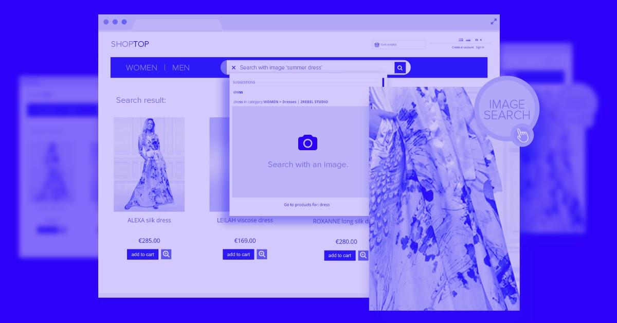 [Neue Funktion] SALESmanago startet Cinderella AI – Visuelle Produktsuche und Empfehlungen