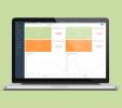 Datenbasiertes Unternehmen mit personalisierten analytischen Dashboards der neuen Generation bei SALESmanago
